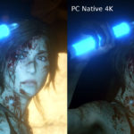 ps4 pro pc rise of the tomb raider