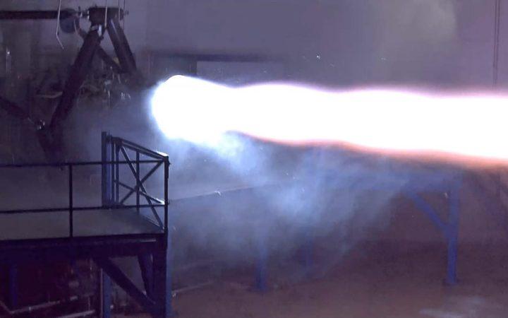 Raptor : SpaceX teste le moteur-fusée qui enverra l'Homme sur Mars