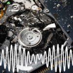 Un son strident insupportable détruit des disques durs dans un datacenter
