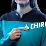Pour les 50 ans de Star Trek, offrez-vous un véritable ComBadge en Bluetooth