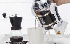 Star Wars : cette cafetière R2D2 va vous réveiller le matin en douceur