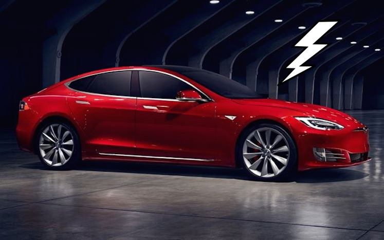 Tesla Model S : des hackers on trouvé comment la conduire à distance