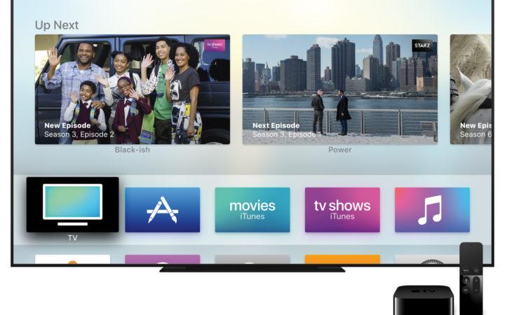 Apple TV : discrètement Apple dévoile la vraie révolution de nos TV