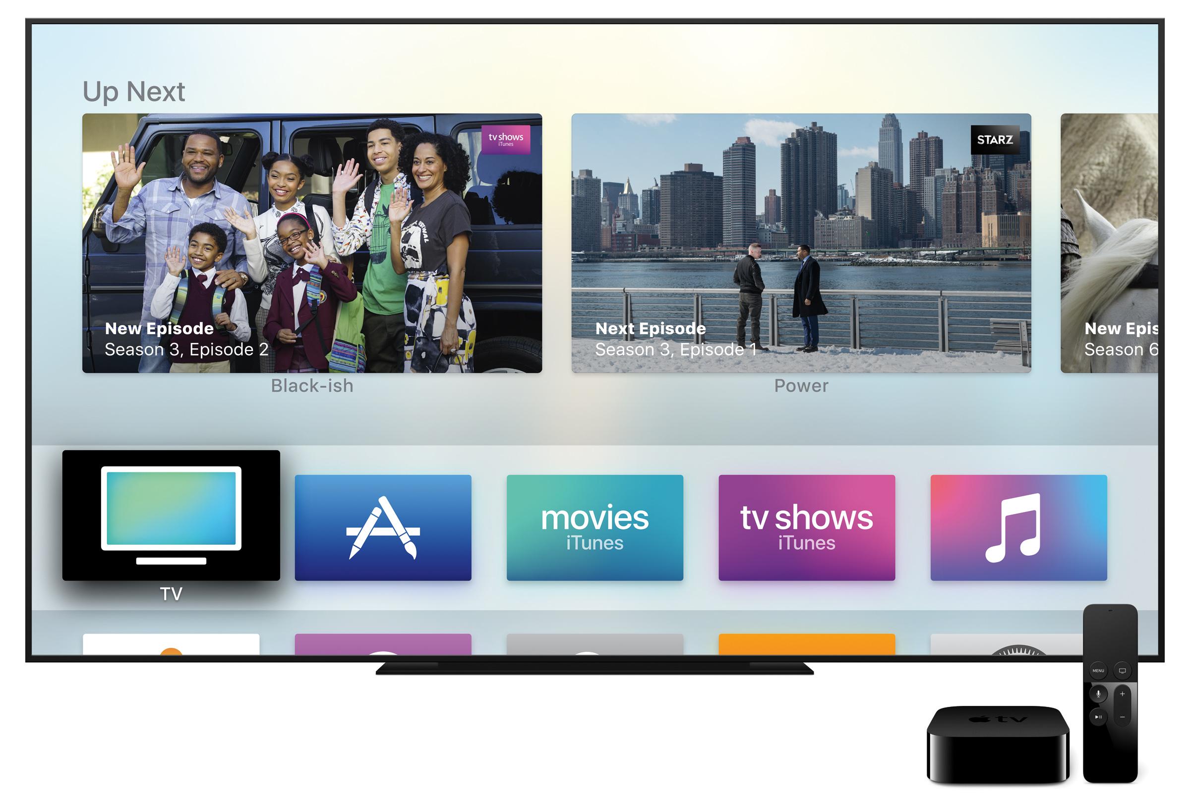 apple tv revolution