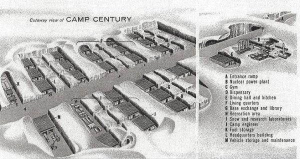 camp century base secrete resident evil