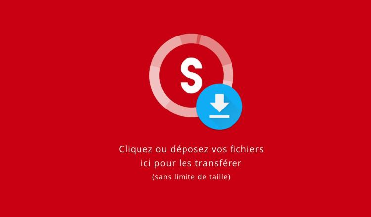 Découvrez Smash, nouveau service de partage de fichiers illimité gratuit et sans pub