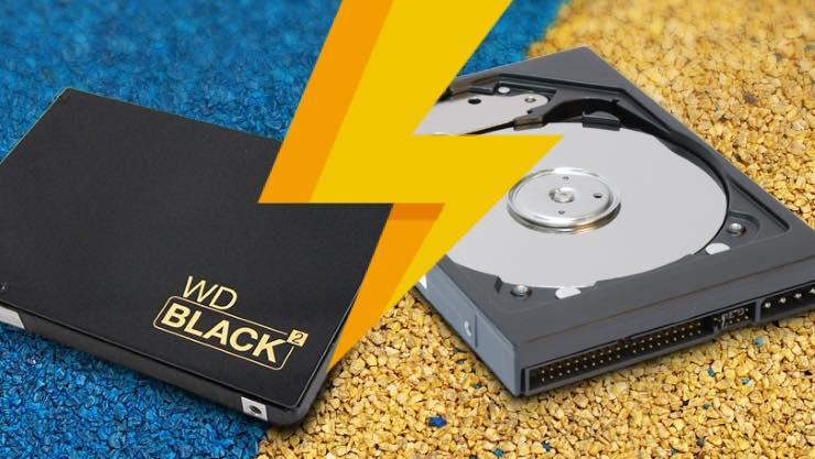 Disque dur vs SSD : quel type de mémoire de stockage choisir ?