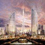 Dubaï se lance dans la construction d'une tour de 1 kilomètre de haut
