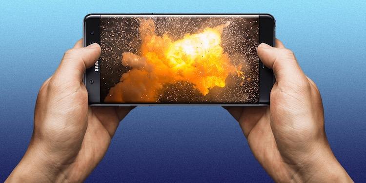 Galaxy Note 7 : 40% des clients n'auraient plus confiance en Samsung