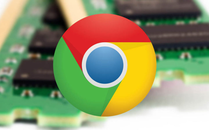 google chrome memoire ram