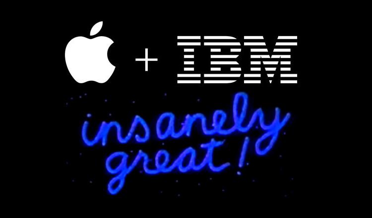 """IBM veut déployer 100.000 Macs d'ici fin 2016 pour """"faire des économies"""""""