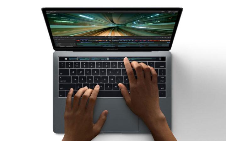 MacBook Pro 2016 officiel : Touch Bar, USB-C et des performances qui explosent !