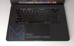 MacBook Pro 2016 : le noir mat lui va vraiment comme un gant