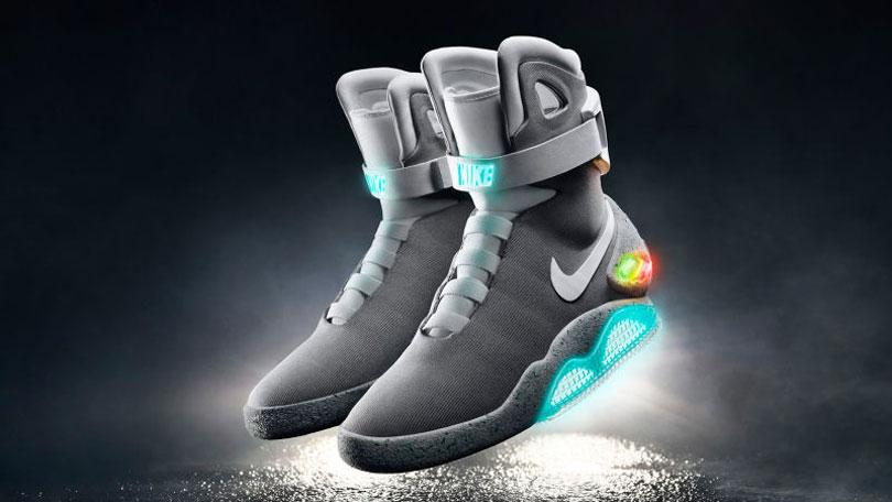 Les Nike Air MAG de Retour vers le Futur vendues aux