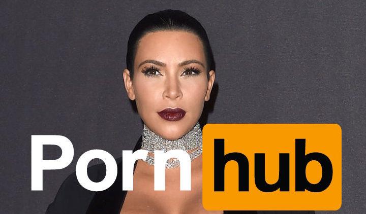 PornHub offre 50.000 dollars à qui trouvera les voleurs de Kim Kardashian