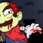 super mario zombie