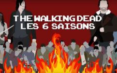 The Walking Dead : rattrapez 6 saisons en 13mn avec ce résumé vidéo hyper efficace