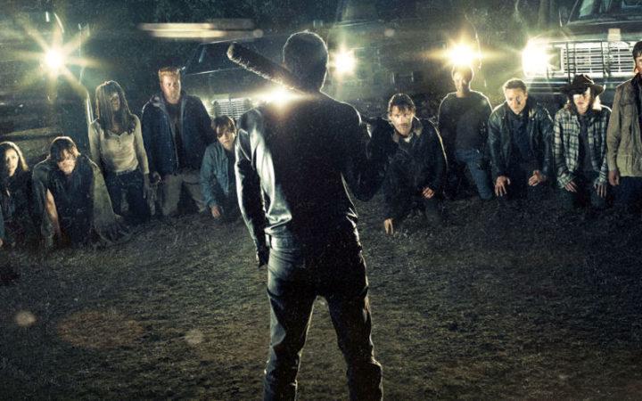 The Walking Dead : la scène alternative où Negan tue quelqu'un d'autre !