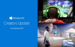Mise à jour Windows 10 Creators officielle : 5 nouveautés que vous allez adorer