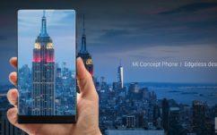 Xiaomi Mi Mix Officiel : 100% borderless, ce smartphone est à couper le souffle