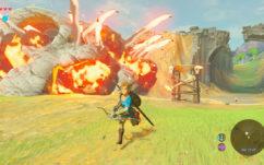 Zelda : Breath of the Wild montre 40 minutes de gameplay inédites