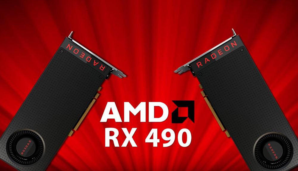 AMD Radeon RX 490