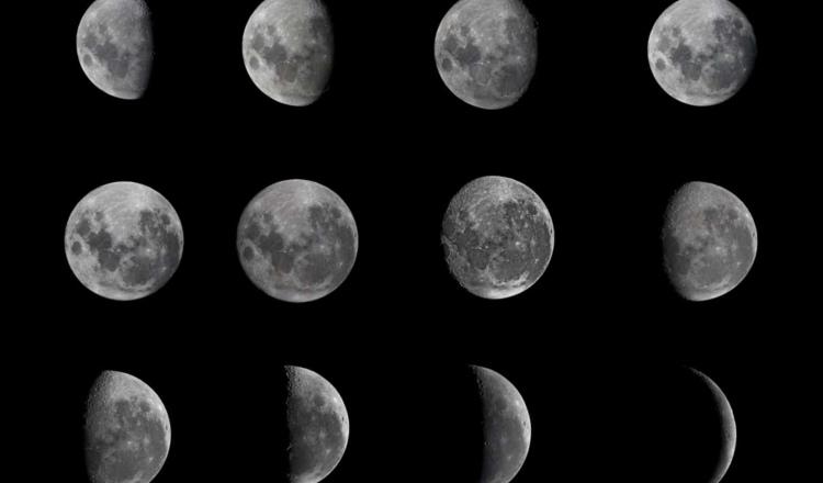 Calendrier lunaire : la date de toutes les pleines lunes de 2016 et 2017