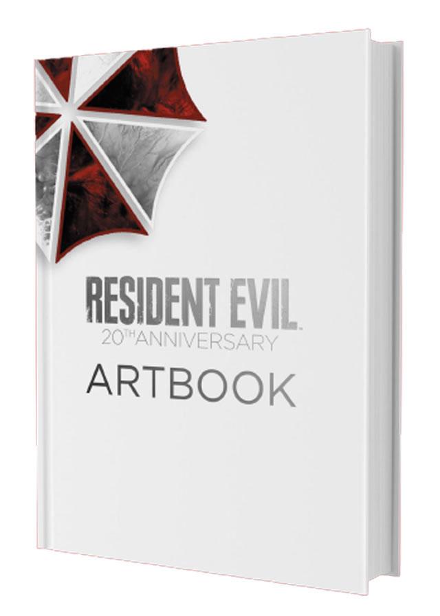 collector resident evil 7 artbook