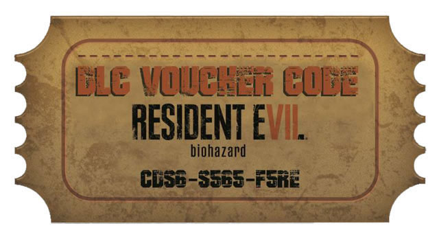 collector resident evil 7 dlc