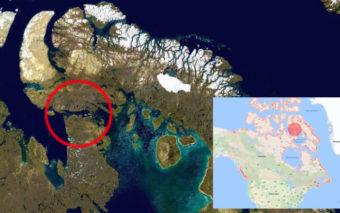 Arctique : des bruits étranges venus du fond de l'eau intriguent l'armée canadienne