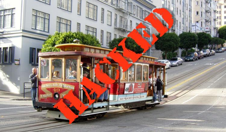 Des pirates menacent San Francisco, la ville rend les transports gratuits