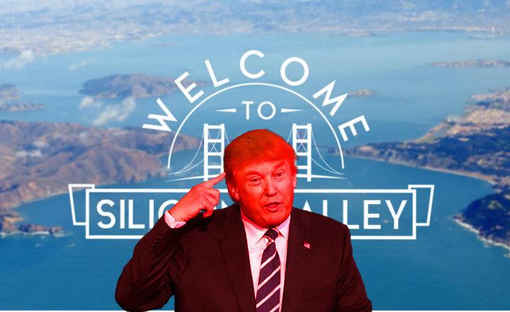 """Donald Trump a promis de """"boycotter Apple"""" et """"fermer une partie d'internet"""""""