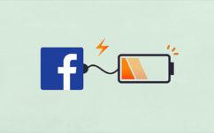 Désinstallez l'application Facebook, vous gagnerez 20% d'autonomie