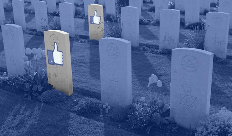 """Facebook : des millions d'utilisateurs """"décèdent"""" à cause d'un énorme bug"""