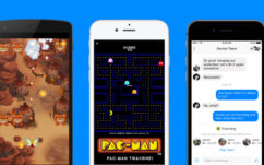 Facebook Messenger : jouez à Pac-Man et Space Invaders depuis l'application !