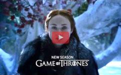 Game of Thrones saison 7 : les premières images officielles fuitent – vidéo