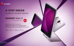 Huawei dévoile le Mate 9, la Porsche des smartphones