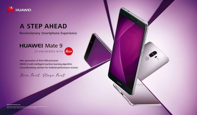 Huawei Mate 9 : prix, date de sortie, caractéristiques et nouveautés, on résume
