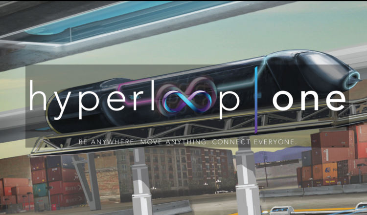 Le train du futur filera aussi entre Dubaï et Abou Dhabi — Hyperloop