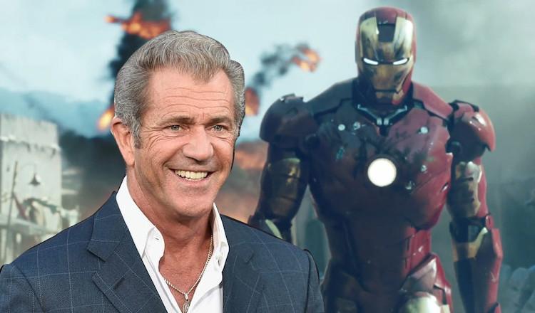 Iron Man : Mel Gibson est partant pour réaliser un hypothétique 4e film