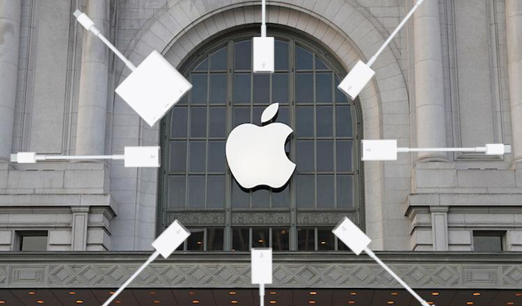 MacBook Pro USB-C : Apple forcé de baisser les prix de ses adaptateurs
