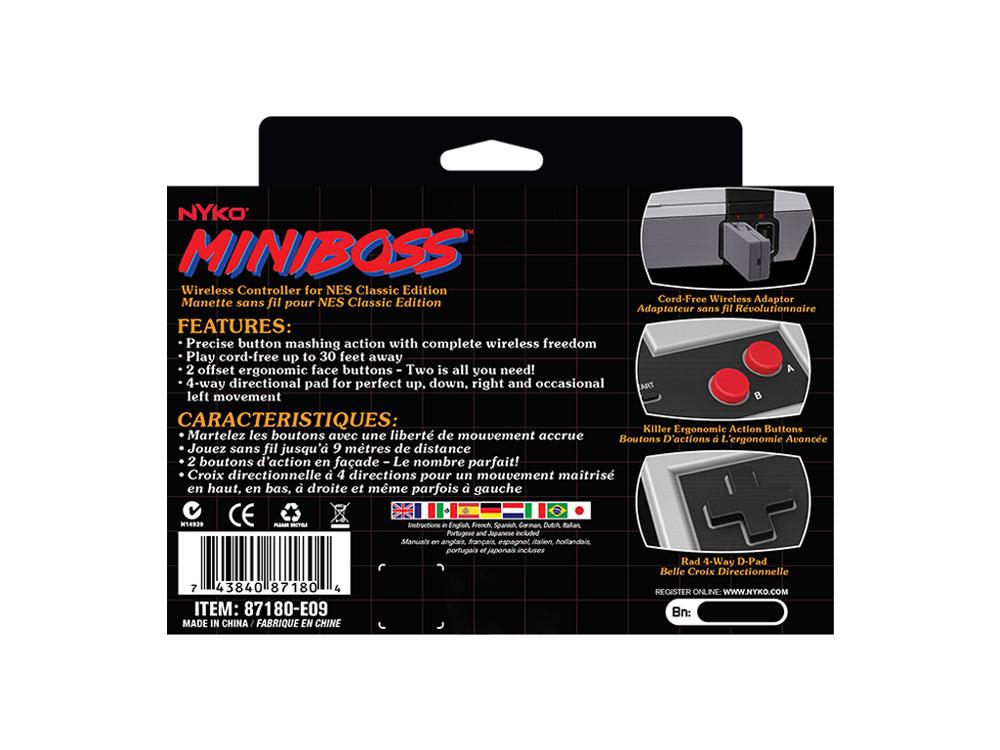 manette sans fil nes classic mini
