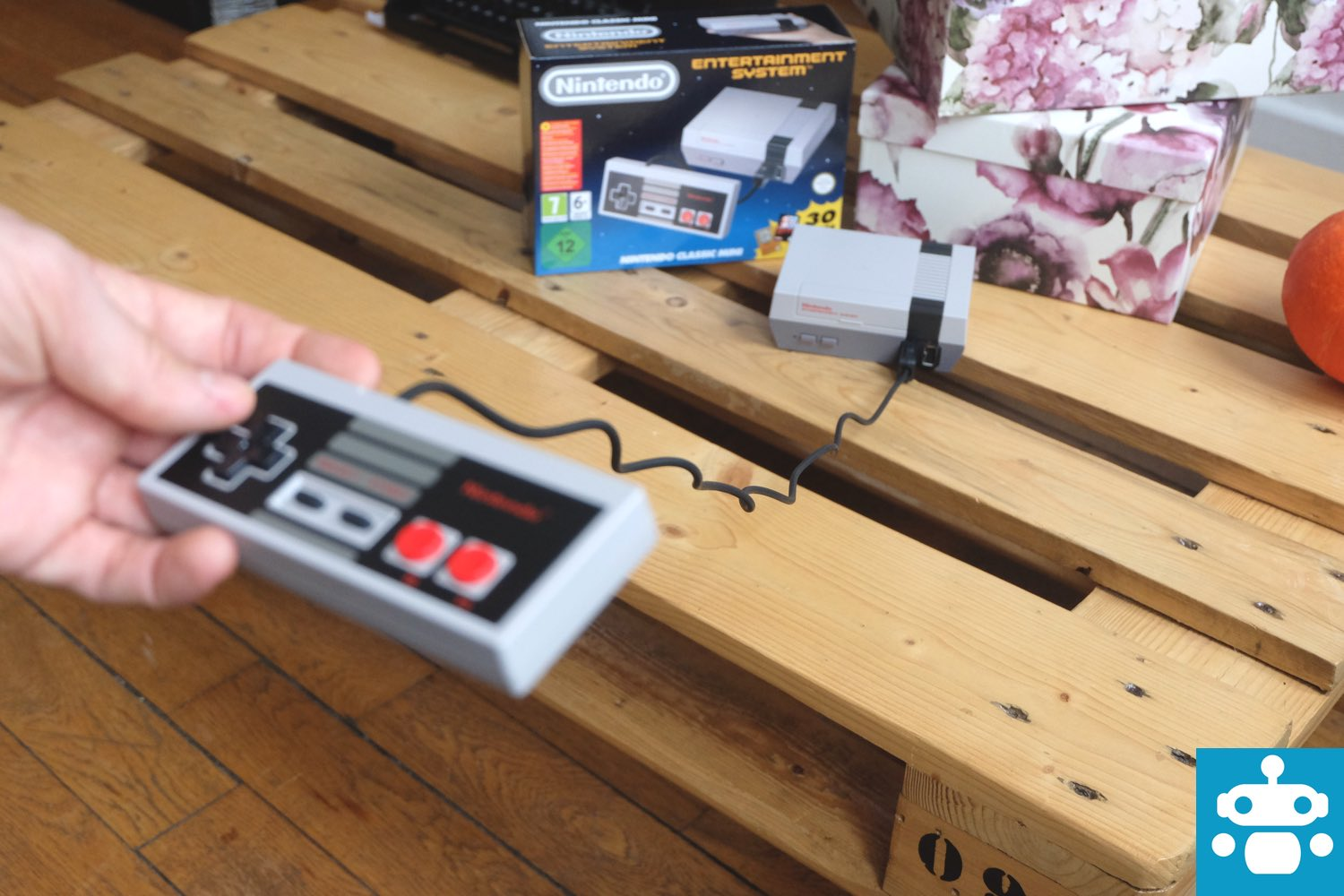 nes classic mini manette cable court
