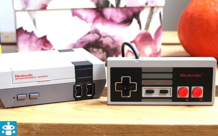 Test Nintendo NES Classic Mini : retour vers le futur !