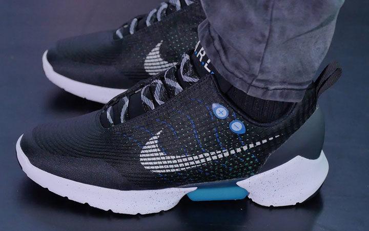 Nike Hyperadapt 1.0 : les chaussures autolaçantes grand public seront vendues 720 dollars