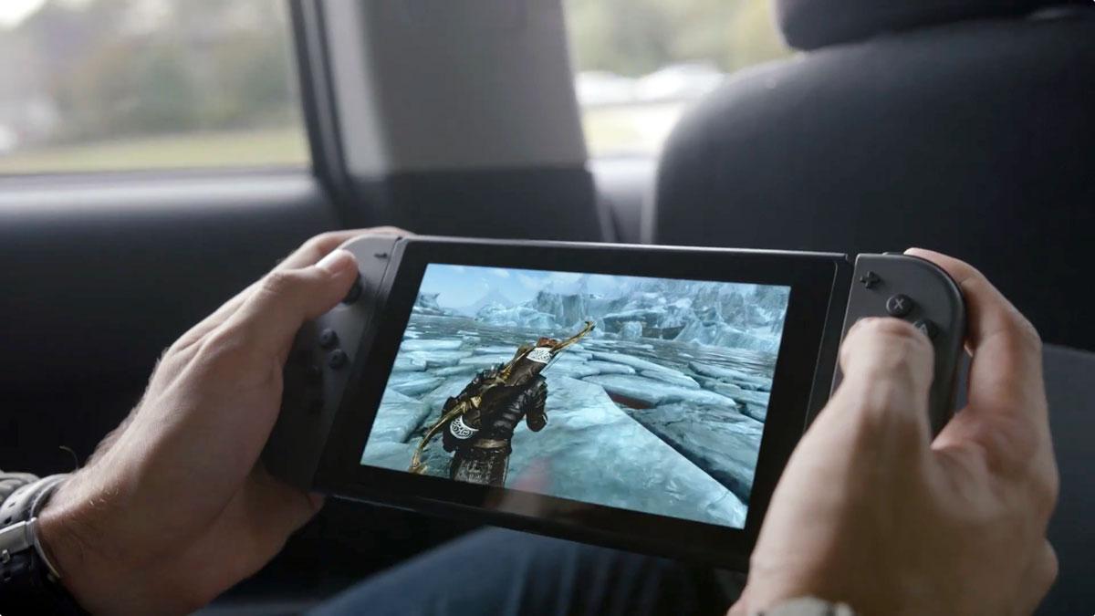4 Go de RAM pour la console — Nintendo Switch