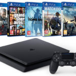 Black Friday Amazon : Pack PS4 500 Go + 5 jeux à 349€ !
