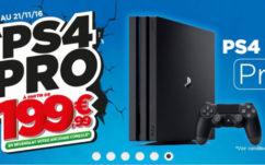 La PS4 Pro pas chère dès 199€ en revendant votre ancienne console !