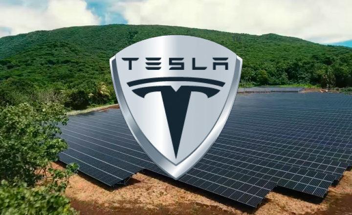 Tesla et SolarCity apportent l'électricité du futur à une petite île du pacifique