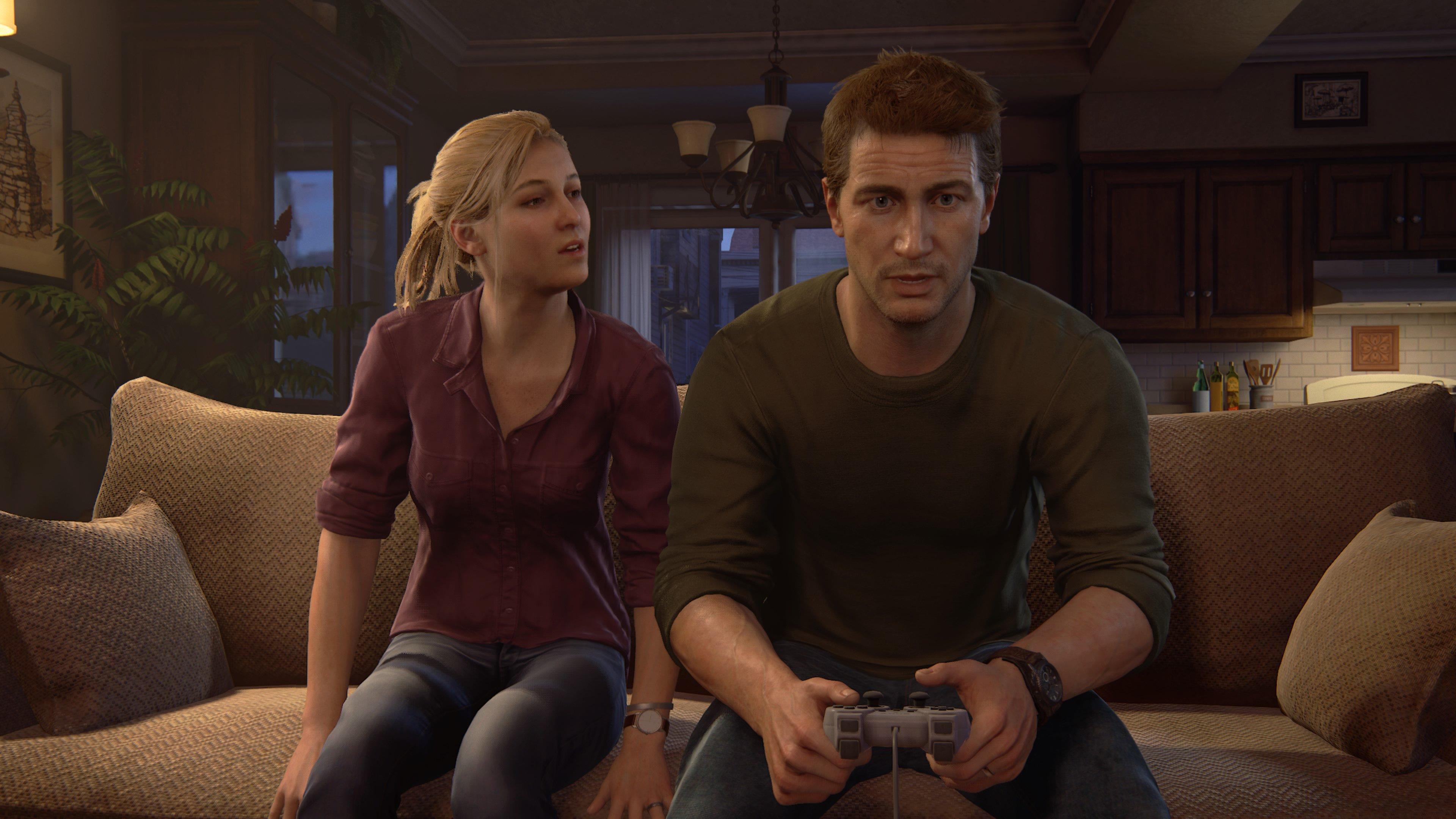 PS4 Pro : Uncharted 4 plus beau que jamais en images et en ...